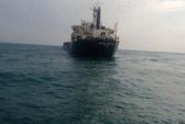 Tàu nước ngoài đã thoát được vùng nguy hiểm
