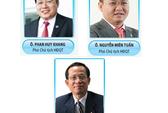 Sacombank thay đổi lãnh đạo cao cấp