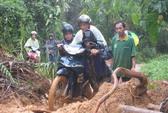 Bình Định 14 người chết và mất tích, vùng cao Quảng Nam bị cô lập