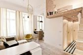 Thiết kế tuyệt đẹp của căn hộ siêu nhỏ