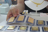 Đấu thầu vàng chạm mốc 70 phiên