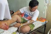 Đụng phải trâu, 40 du khách Việt gặp nạn ở Campuchia
