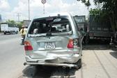 2 vụ tai nạn trên QL 1A trong vòng 30 phút