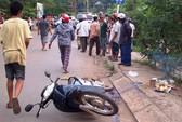 TP HCM: Va chạm với xe tải, 2 người thương vong
