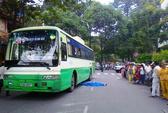 TP HCM: Xe buýt cán chết người