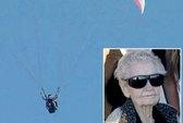 101 tuổi vẫn nhảy dù