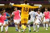 Bóng đá nam Olympic 2012: Nhật - Hàn gây sốc