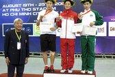 Giải Vô địch wushu châu Á lần 8-2012: Việt Nam có HCV đầu tiên