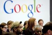 Cổ phiếu Google ngã nhào