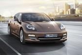 Lạ lẫm với Panamera Platinum của Porsche