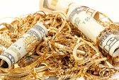 Sau bão Sandy, giá vàng tăng gần 1%