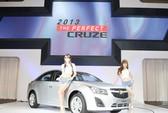 Chevrolet Cruze 2013 ra mắt