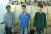 TPHCM: Bắt băng cướp xài mã tấu cùn