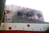 TPHCM: Cháy nhà gần chợ Phạm Văn Hai