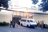 Vụ nổ nhà kho Tổng lãnh sự quán Mỹ: Do mở van xả bình chữa cháy