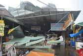 Lốc xoáy tàn phá Bạc Liêu, Sóc Trăng