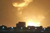 Tàu ngầm Ấn Độ cháy, nổ