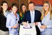 Tổng tuyển cử ở Úc: Phe đối lập thắng lớn
