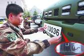 Trung Quốc truy quét quan tham: Chống đặc quyền trong quân đội