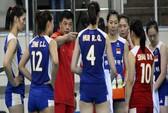 Trung Quốc mất cúp bóng chuyền nữ châu Á về tay Thái Lan
