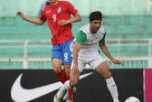 U23 Hàn Quốc thắng giõn giã Turkmenistan 4-0