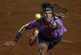 Nadal tiến sát chức vô địch Giải Mexico