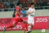 Hồng Kông - VN 1-0: Thua bóng bổng