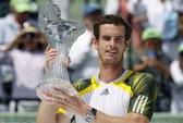 Vô địch Giải Miami, Murray vượt mặt Federer