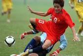 Thắng đậm Bahrain 8-0, tuyển nữ Việt Nam vươn lên nhất bảng