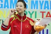 Thúy Vi giành HCV SEA Games 27 đầu tiên cho Việt Nam