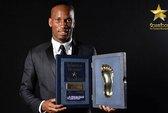 """""""Voi rừng châu Phi"""" nhận danh hiệu Bàn chân vàng 2013"""