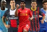 23 ứng viên Quả bóng vàng 2013: Bóng đá Đức áp đảo