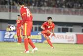 U23 VN – U23 Lào 5-0: Thẻ đỏ phá hỏng trận thắng 5 sao