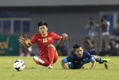 U23 VN - U23 Singapore 0-1: Thủ hở, công cùn!