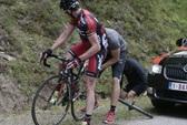 """""""Đinh tặc"""" hoành hành ở Tour de France"""