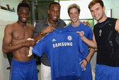 """Voi rừng"" Drogba trở về với Chelsea"
