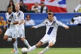 Beckham chia tay LA Galaxy bằng chức vô địch