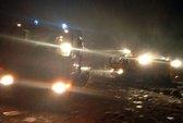 Máy bay đâm nhà dân, hơn 30 người thiệt mạng