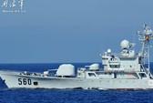 Trung Quốc đưa tàu hải giám mới vào hoạt động