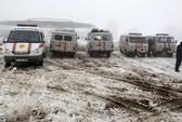 Kazakhstan: Rơi máy bay, 20 người thiệt mạng