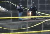 Nổ súng ngay tòa án, 3 người thiệt mạng