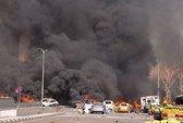 Syria: Đánh bom kinh hoàng gần Đại sứ quán Nga