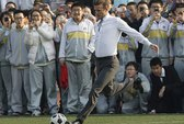 """David Beckham bắt đầu """"giải cứu"""" bóng đá Trung Quốc"""
