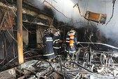 Trung Quốc: 11 người bị chết cháy trong khách sạn