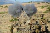 Israel đọ pháo với Syria
