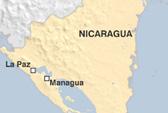 Trực thăng lao xuống hồ, tư lệnh Nicaragua thiệt mạng