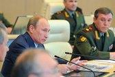 Nga muốn thay quân Áo giám sát Israel, Syria