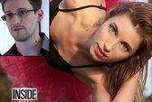 Bạn gái Edward Snowden đau đớn tột cùng khi anh biến mất