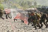 Philippines - Mỹ tập trận gần Scarborough