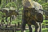 Phát hiện khủng long mũi to, mặt sừng